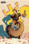 Squirrel Girl (Unbeatable) Women of Power Cover