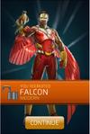 Recruit Sam Wilson (Falcon)