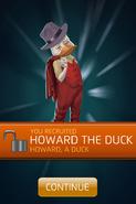 Howard the Duck (Howard, A Duck) Recruit