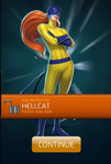 Hellcat (Patsy Walker) Recruit