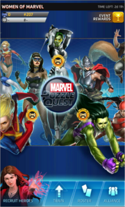 Women of Marvel Event Screen.png