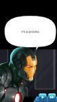 Dialogue Iron Man (Model 40)