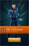 Recruit Mr. Fantastic (Reed Richards)
