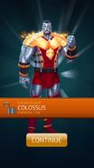 Colossus (Phoenix Five) Recruit