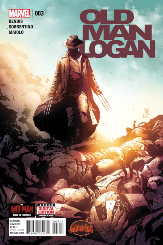Wolverine (Old Man Logan)