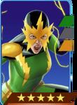Electro (Francine Frye) Enemy