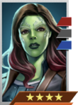 Gamora (Awesome Mix Volume 2) Enemy