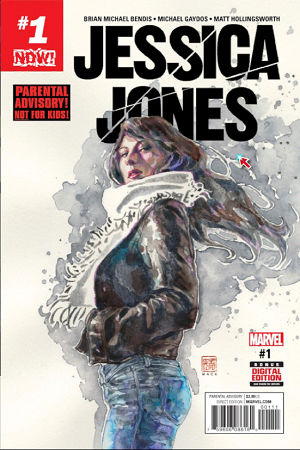 Jessica Jones (Alias Investigations)