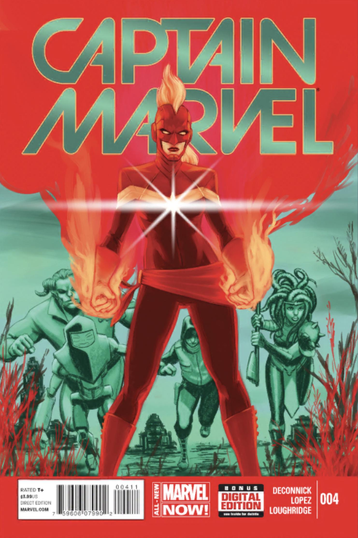 Captain Marvel (Galactic Warrior)
