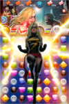 Captain Marvel (Ms. Marvel) Strategic Command