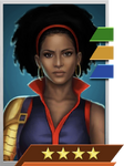 Misty Knight (Heroes for Hire) Enemy