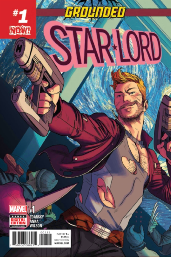 Star-Lord (Awesome Mix Volume 2)