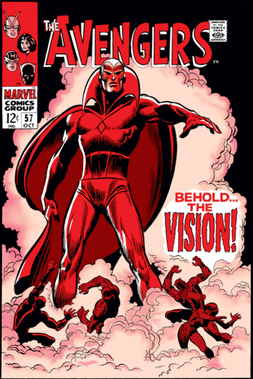 Vision (Android Avenger)