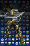 Thanos (Endgame) Vicious Determination