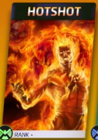 Hotshot (Season XII)