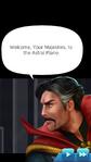 Doctor Strange (Sorcerer Supreme) Cutscene