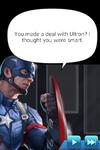 Steve Rogers (First Avenger) Cutscene
