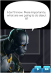 Dialogue Black Panther (T'Challa)