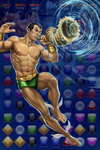 Namor (The Sub-Mariner) Atlantis Attacks