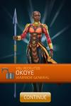 Okoye (Warrior General) Recruit