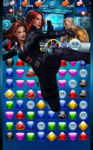 Black Widow (Natasha Romanoff) Acrobatic Takedown