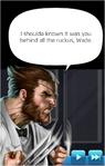 Dialogue Wolverine (Patch)