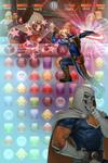 Taskmaster (Tony Masters) Photographic Reflexes Star-Spangled Avenger