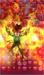 Jean Grey (Phoenix) Psychic Flames