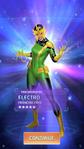 Electro (Francine Frye) Recruit