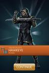 Hawkeye (Ronin) Recruit