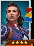 Peggy Carter (Captain America) Enemy