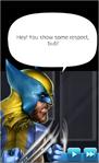 Dialogue Wolverine (Astonishing X-Men)