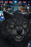 Hela (Goddess of Death) Death's Best Friend