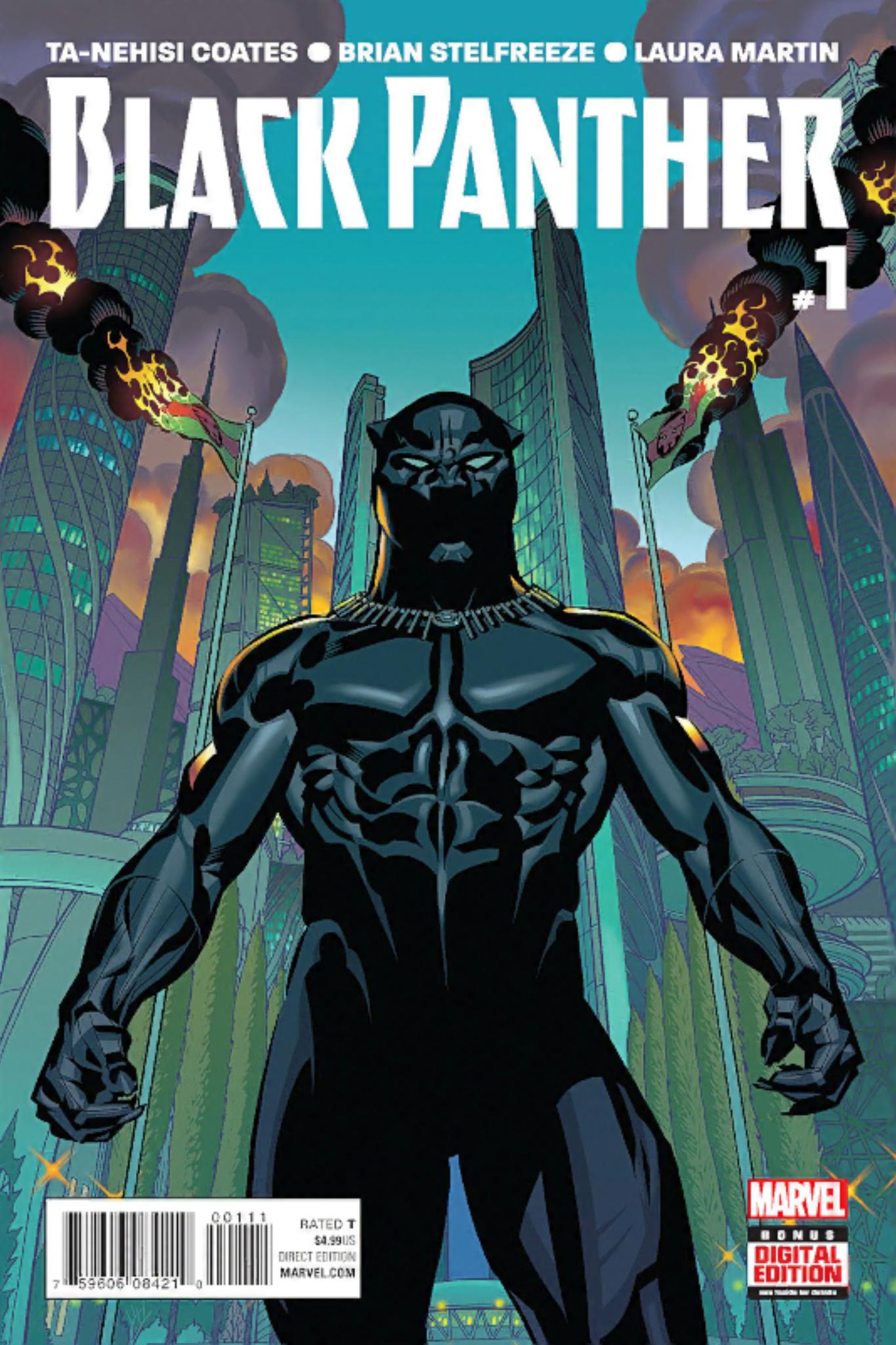 Black Panther (King of Wakanda)