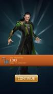 Loki (God of Mischief) Recruit