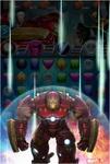 Iron Man (Hulkbuster) Hulk-Proof