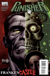 The Punisher (Max) Halloween Cover