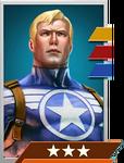 Enemy Steve Rogers (Super Soldier)
