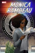Monica Rambeau (Agent of S.W.O.R.D.)