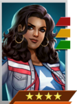 America Chavez (Young Avengers) Enemy