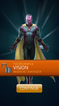 Recruit Vision (Android Avenger)