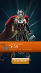 Recruit Thor (Goddess of Thunder)