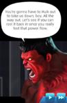 Dialogue Red Hulk (Thunderbolt Ross)