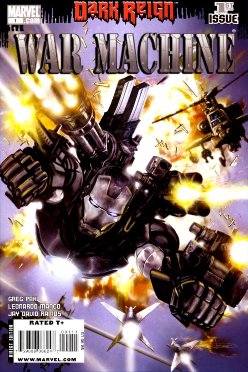 War Machine (James Rhodes)