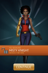 Misty Knight (Heroes for Hire) Recruit