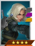 Black Widow (Infinity War) Enemy