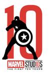 Captain America (First Avenger) Marvel Stud10s