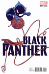 Black Panther (T'Challa) Young Cover