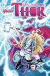 Thor (Goddess of Thunder)Women of Power Cover