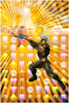 Ares (Dark Avengers) Rampage